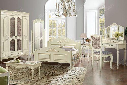 Спальня Франсуаза