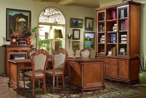 Мебель для кабинета Алези