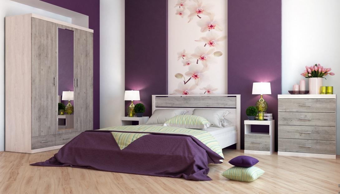 Спальня Молодечномебель