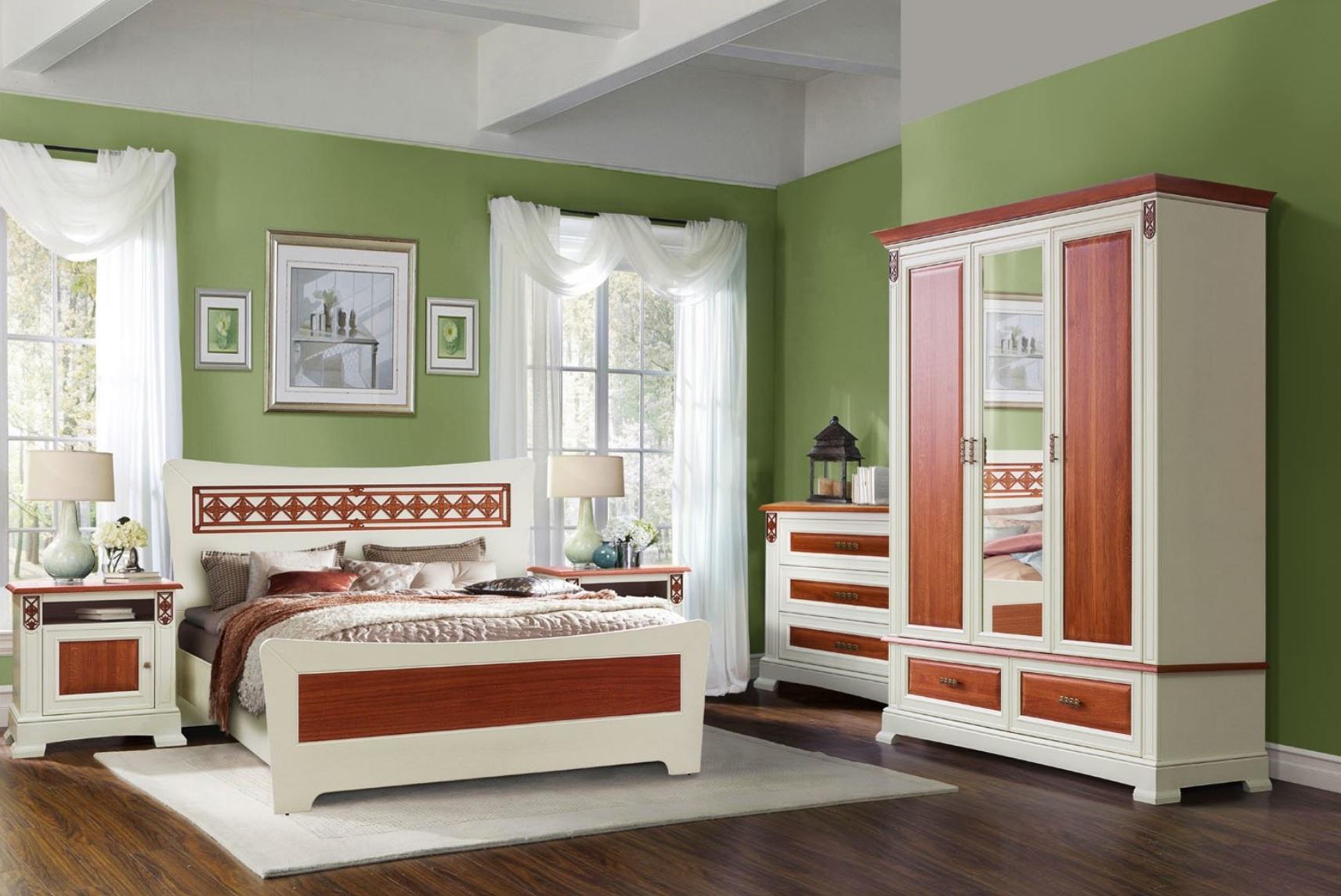 Белорусская спальня Альт